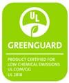 logo certificazione greenguard