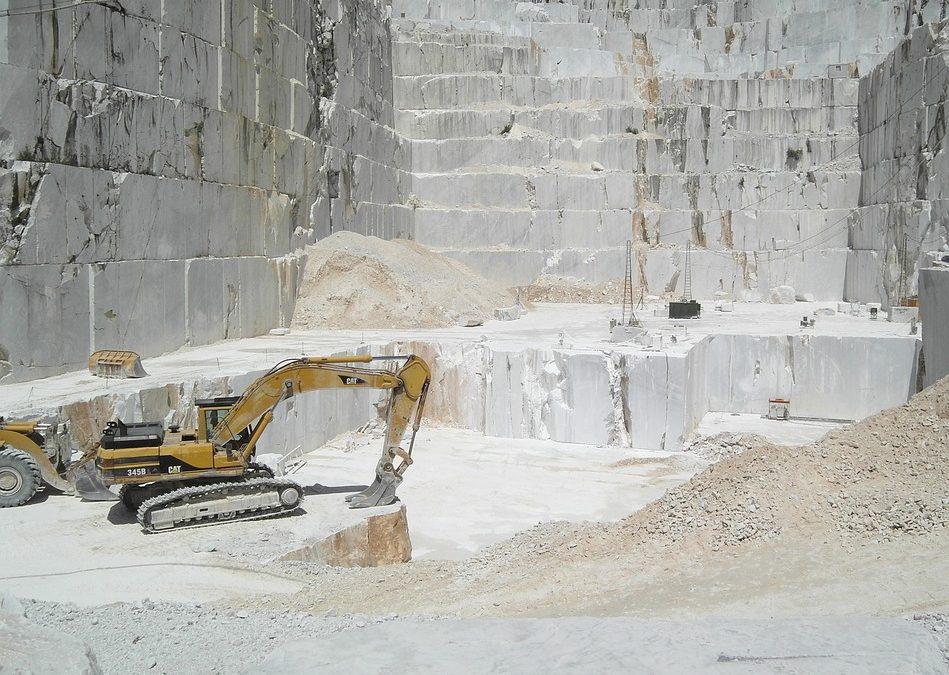 L'arte di tagliare il marmo, dai Romani ai giorni nostri